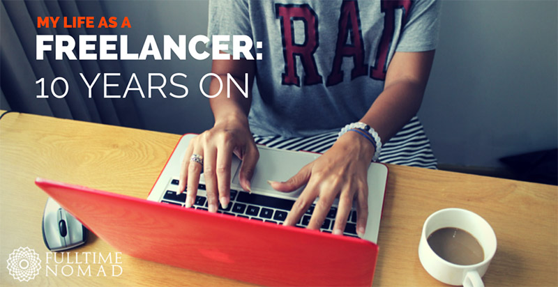 My Life As a Freelancer: 10 Years On