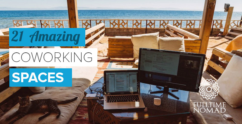 21 Amazing Coworking Spaces: Imagine This Was Your Office