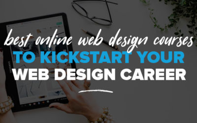 Best Online Web Design Courses To Kick Start Your Web Design Career