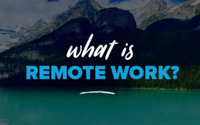 What is Remote Work And How Can You Work Remotely?