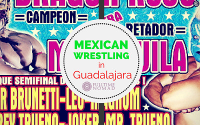 Mexican Wrestling-Luche Libre