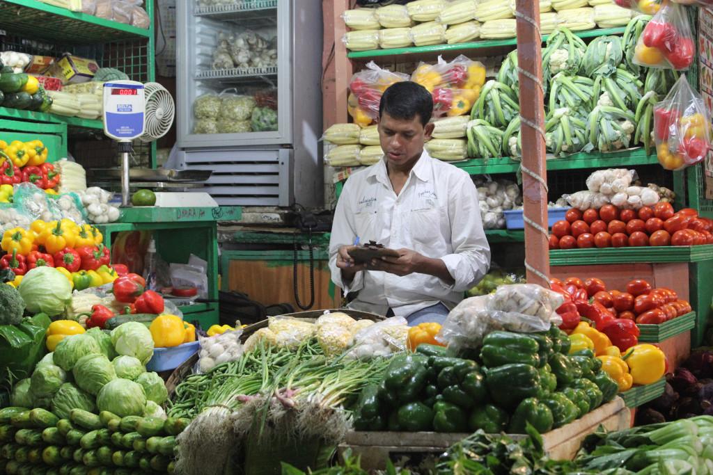 vegetable market calcutta india