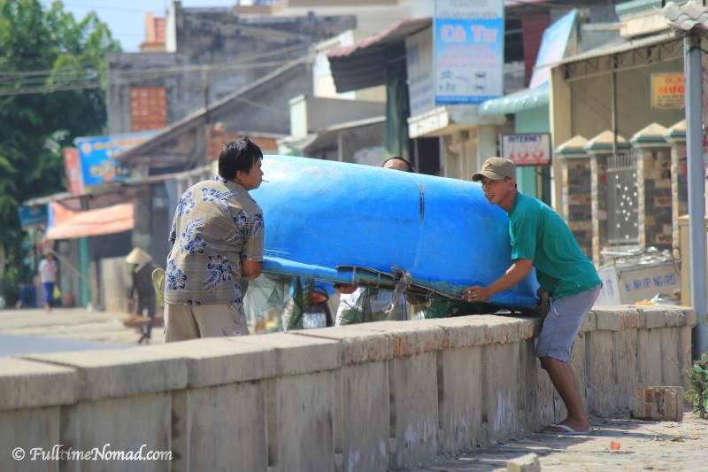 Mui Ne Fisherman