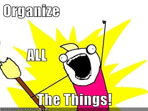 organize-all-the-things