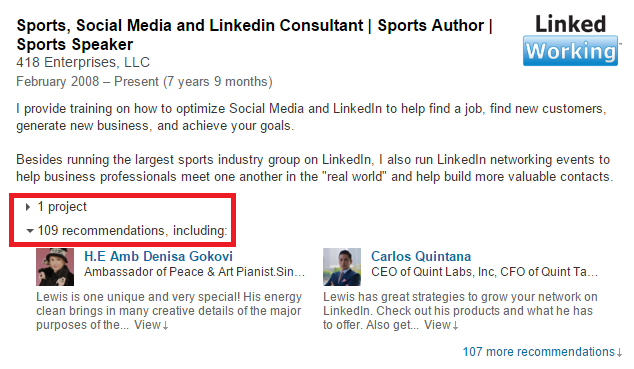 linkedin for freelancers