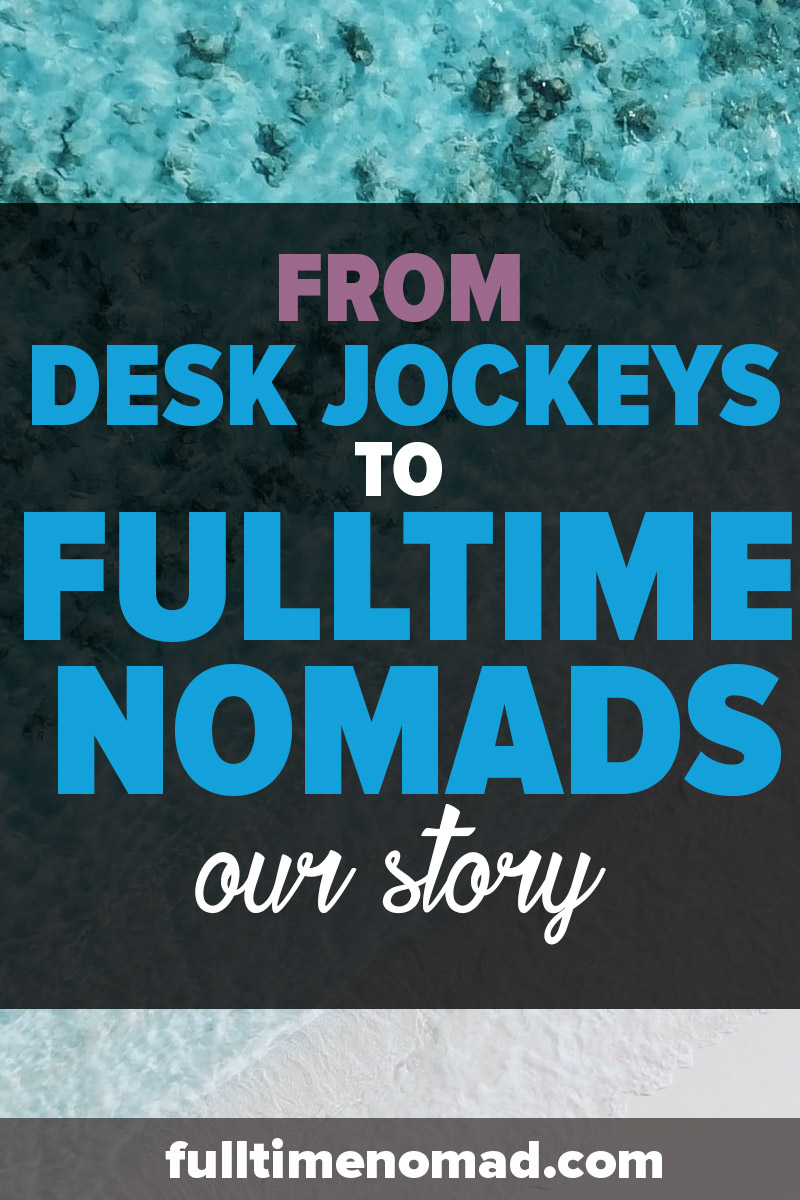 "We're celebrating 2 years of being digital nomads and we're always getting asked ""how did you become digital nomads?"" Well, this is our story. 