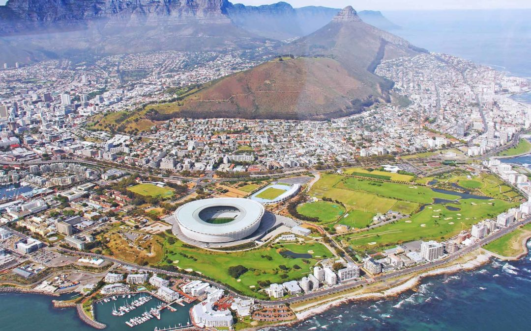 Living in Cape Town: Life in South Africa with Marie Frei