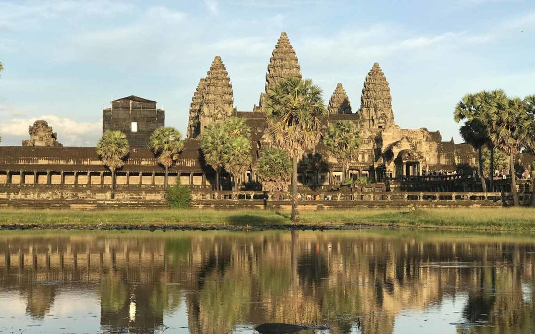 Living in Siem Reap: Life in Cambodia with Meka Tubergen