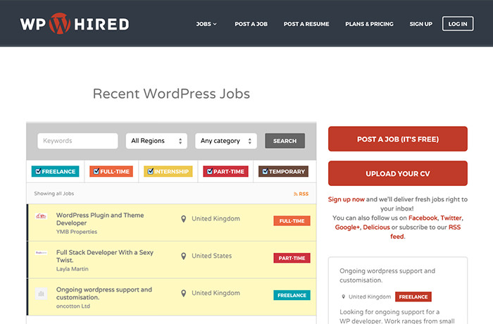 freelance IT jobs