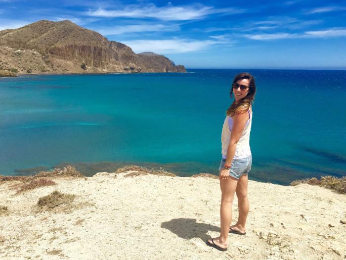 living in Almería