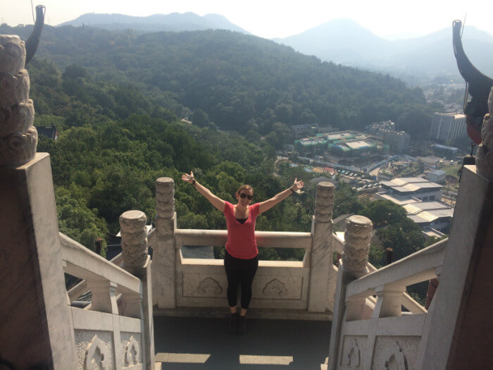 Helen in Hangzhou
