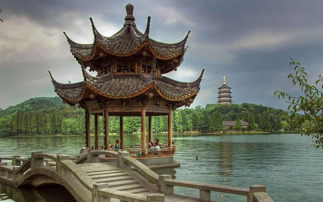 Living in Hangzhou: Helen Anglin on Life in China