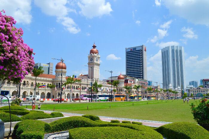 living in Kuala Lumpur
