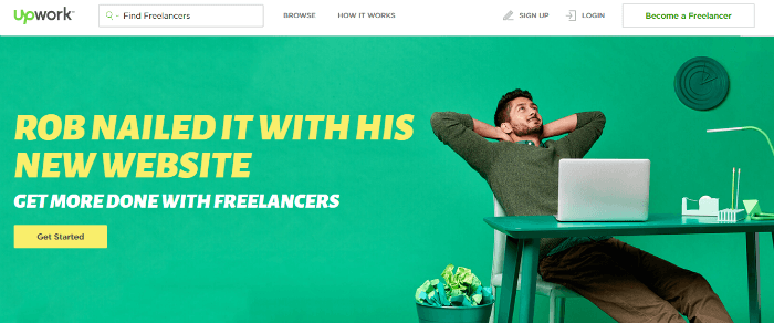 what is Upwork?