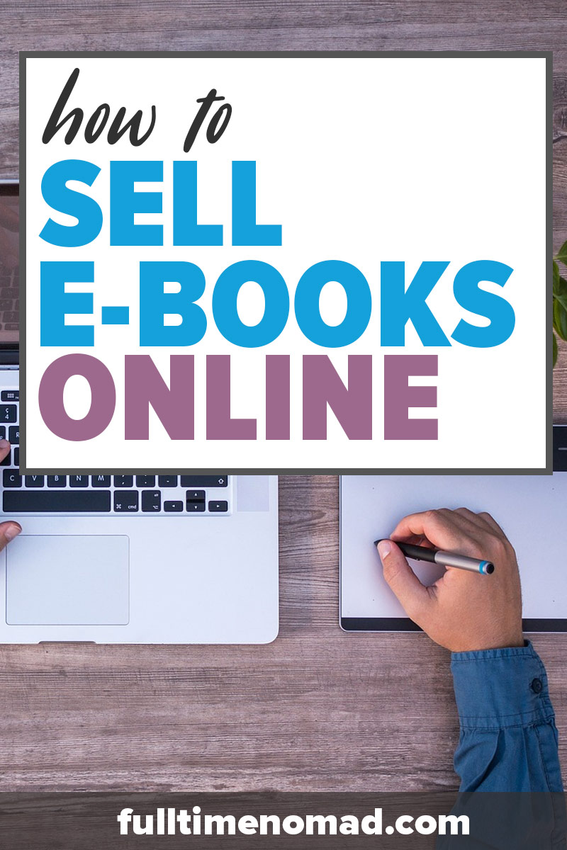 Ever wondered how to sell ebooks online? This is your guide to everything you've ever wanted to know. Learn how to sell ebooks, where to sell them and most important, how to make money selling ebooks - no matter what your topic.