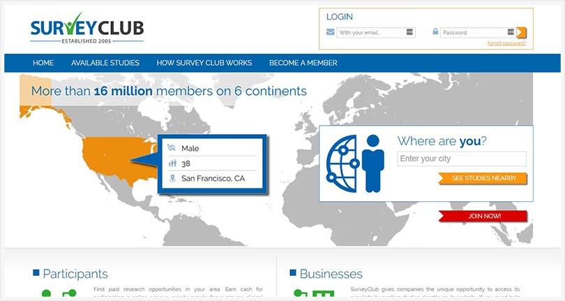 best online paid survey site