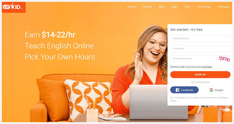 Sell Your Time Online How To Teach English Online And Earn Money