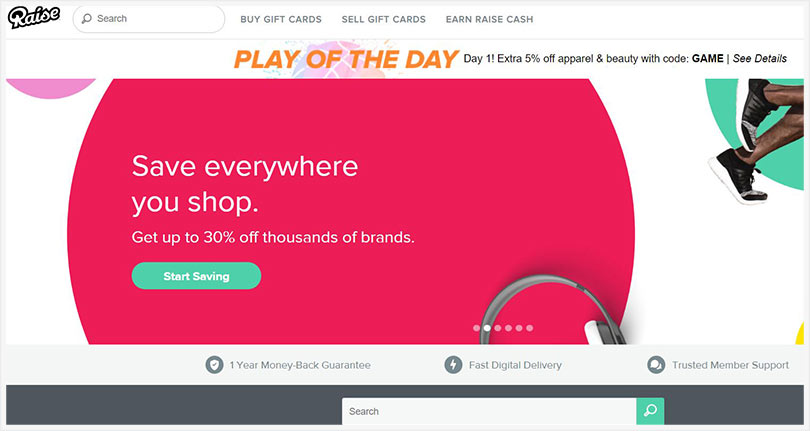 new concept b160e 30299 Sell those gift cards on Raise, an online marketplace for buying and  selling gift cards and make some much-needed cash and spend it on something  else that ...